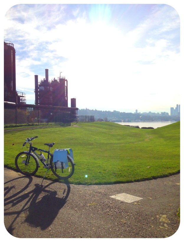 Gasworks Park, Seattle, WA