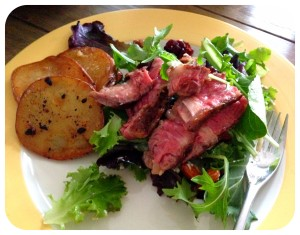 MiniQuicheCompetingSteakFrites