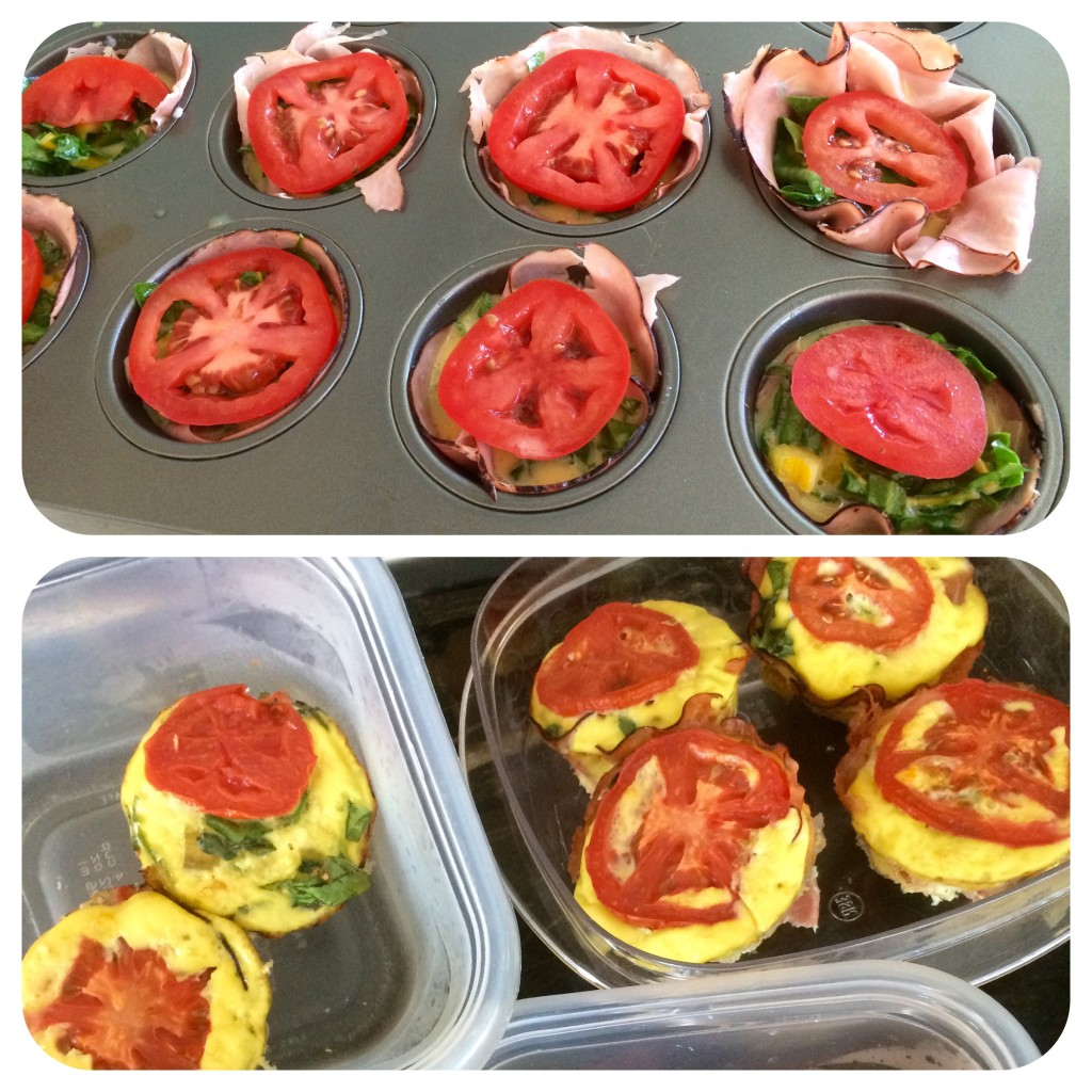 the last iteration of tasty egg cups (a.k.a. mini-quiche).