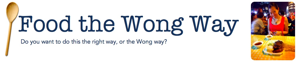 Food the Wong Way
