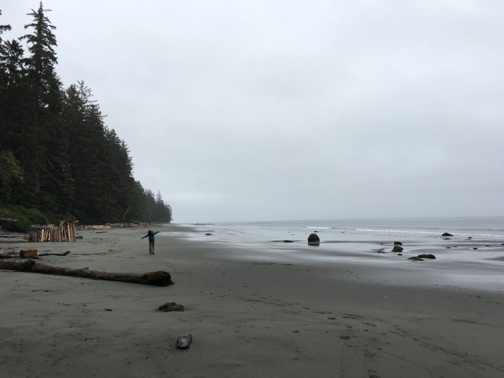 French Beach, Vancouver Island, British Columbia, Canada