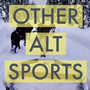 Alternative Sports Posts